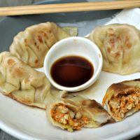 Vegan Pumpkin Dumplings