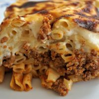 Authentic Greek Pasticcio