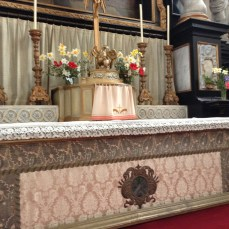 altar draping
