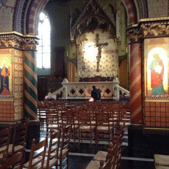 Holy Blood Mass