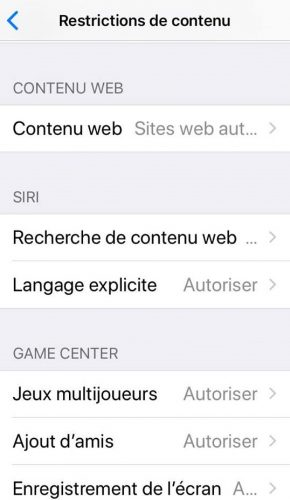 [GUIDE] : How to Use Parental Controls on iPhone and iPad (iOS) Part two