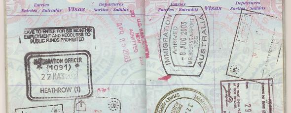 visa after legal cohabitation ends