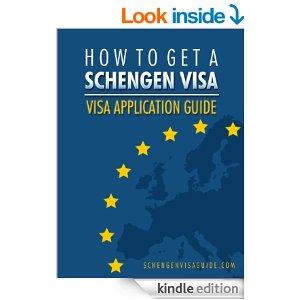 schengen visa application guide UK Kindle