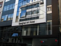 Beograd Art Hotel - Belgrade