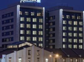 Radisson Blu Park Hotel Conference Centre Site Trivago De