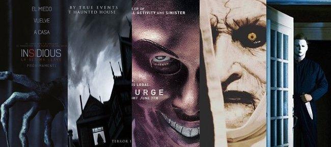 Títulos de películas de terror en 2018
