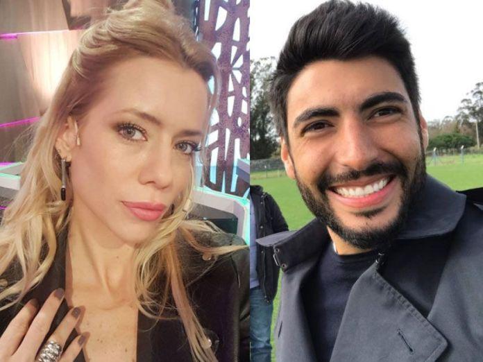 Nicole Neumann y Facundo Moyano