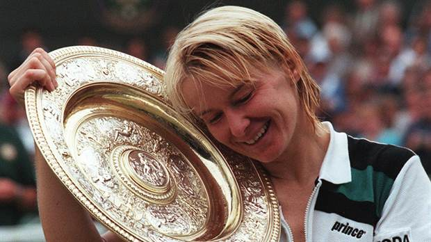 Murió la tenista checa Jana Novotna