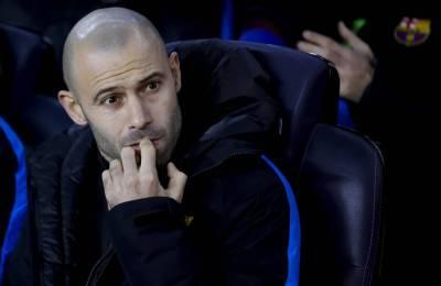 Barcelona no dejará ir a Mascherano hasta que tenga sustituto