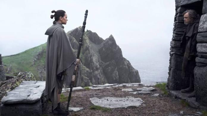 Star Wars sigue liderando la taquilla de Estados Unidos