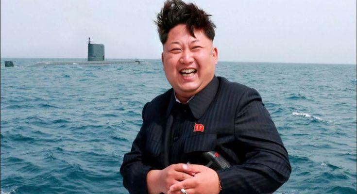 Kim Jong-un Norcorea