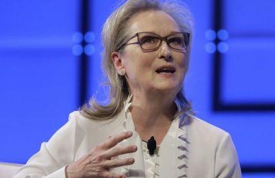 actriz Meryl Streep