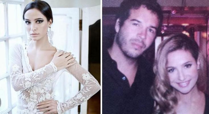 Brenda Asnicar habló sobre la relación con Alejandro De Angulo