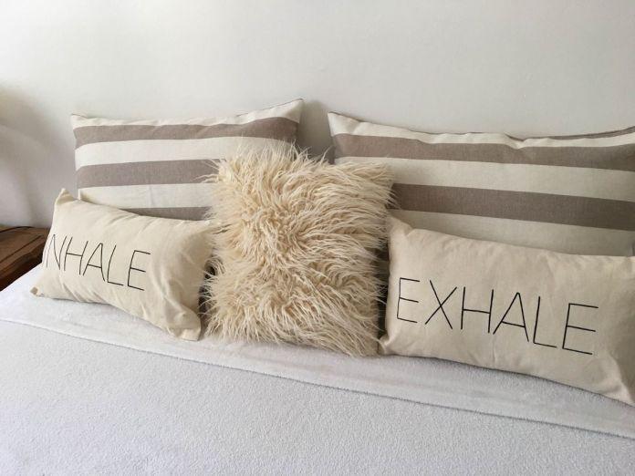 Embellecé tu hogar con almohadones para decorar