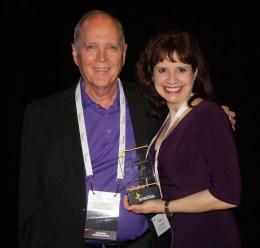 Jim & Anne, faculty advisors