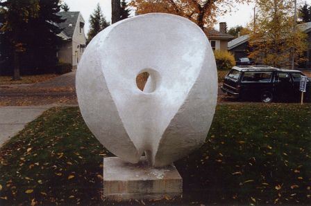 Sculpture by Pat Galbraith