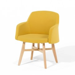 Yellow Upholstered Accent Chair Hanging Lawn Chairs Living Room