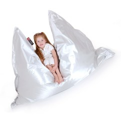 Bean Bag Chairs For Adults Swing Chair Melbourne Kids Giant Large Silver Ebay