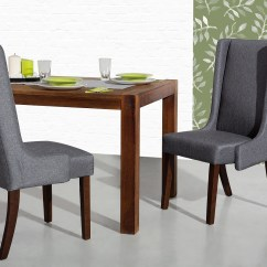 Armless Armchairs Uk Beach Chairs At Lowes Chair Dining Upholstered High Back Dark Grey