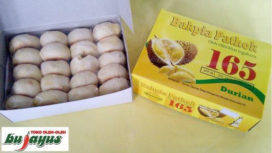 bakpia rasa durian