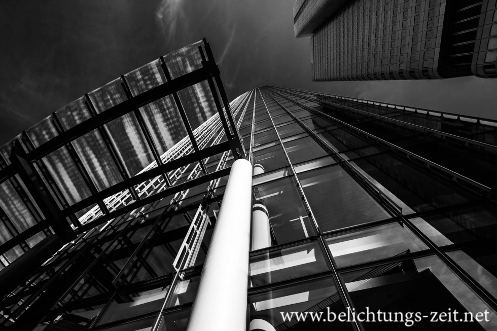 Hochhäuser Frankfurt