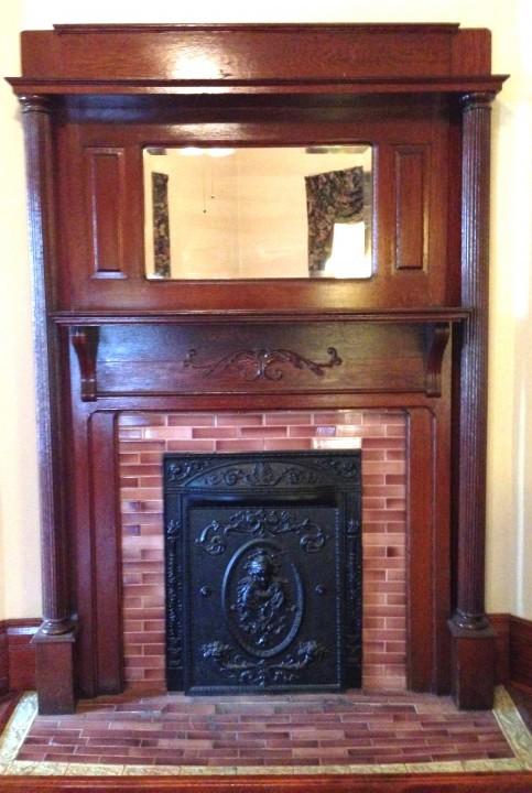 BB Fireplace