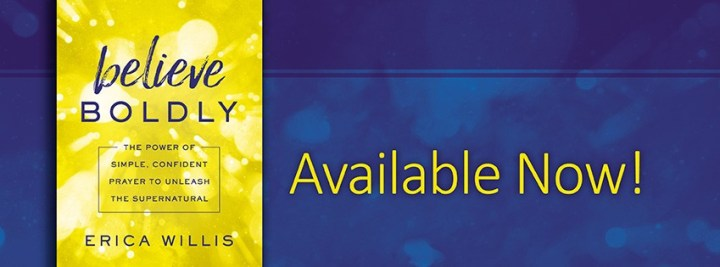 Believe Boldly book purchase link