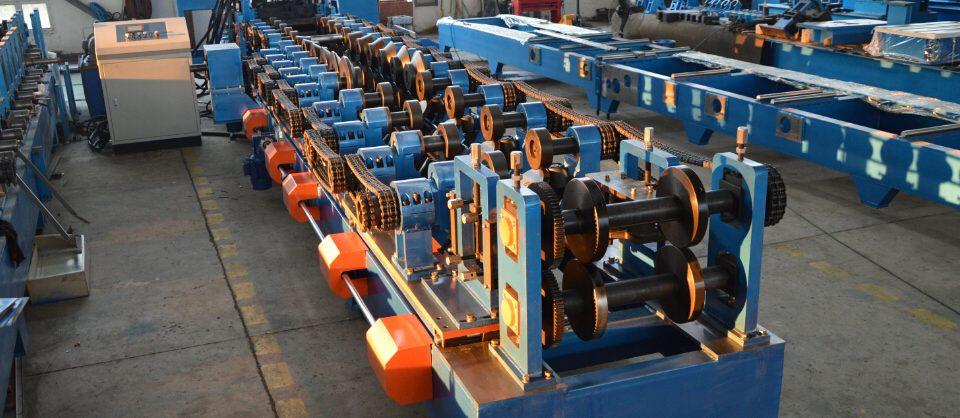 c z purlin roll forming machine