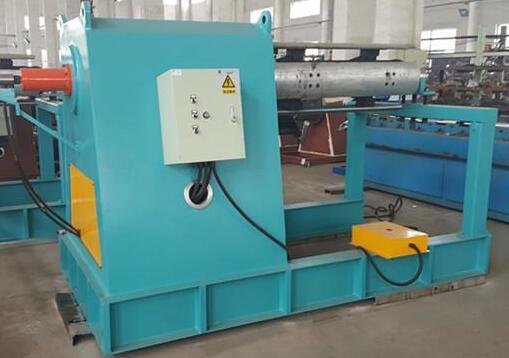 Automatic Hydraulic Uncoiler