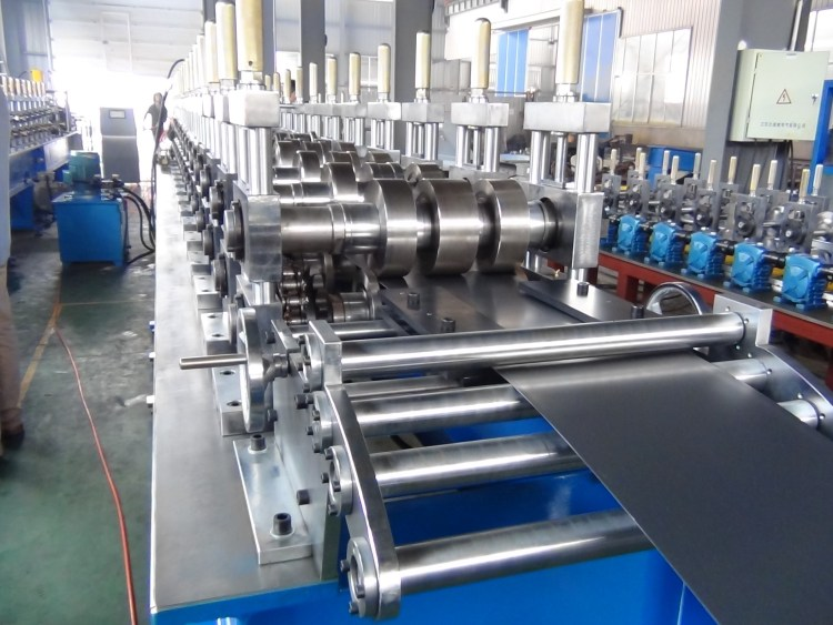 upright rack roll forming machine