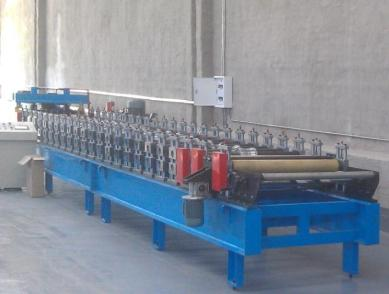 ibr roof sheet making machine