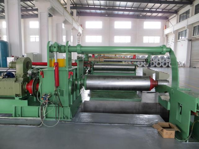 Steel Slitting Line Machine  Recoiler
