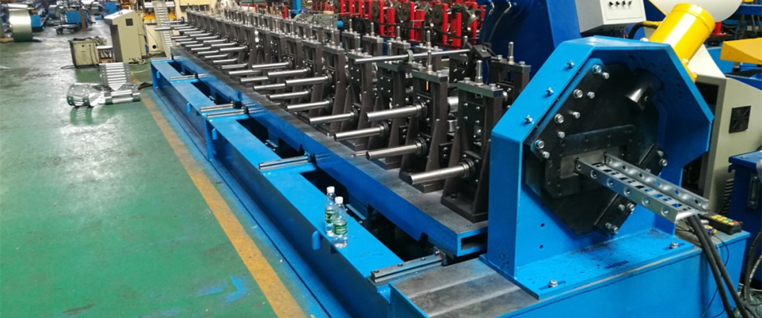 roll forming machine requirements
