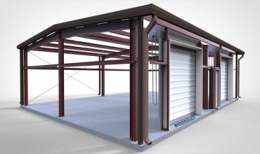 roll forming in building material