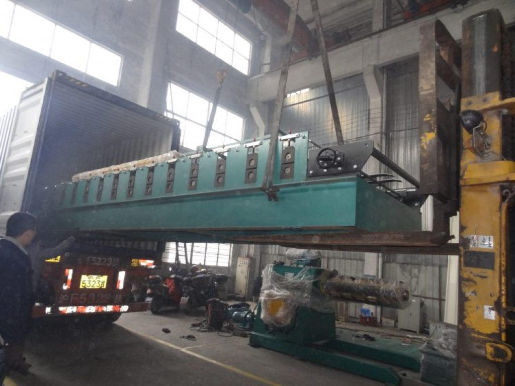 IBR Roll Forming Machine South Africa