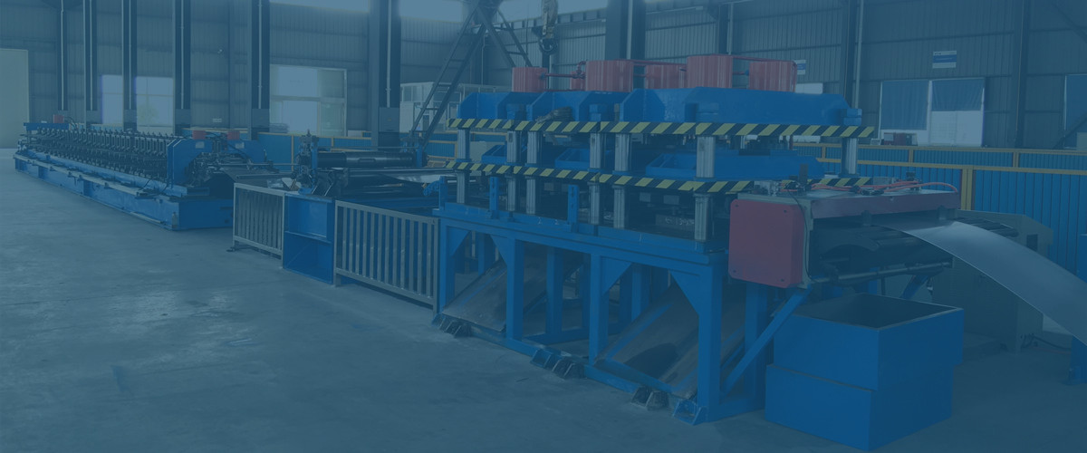 roll forming machine banner