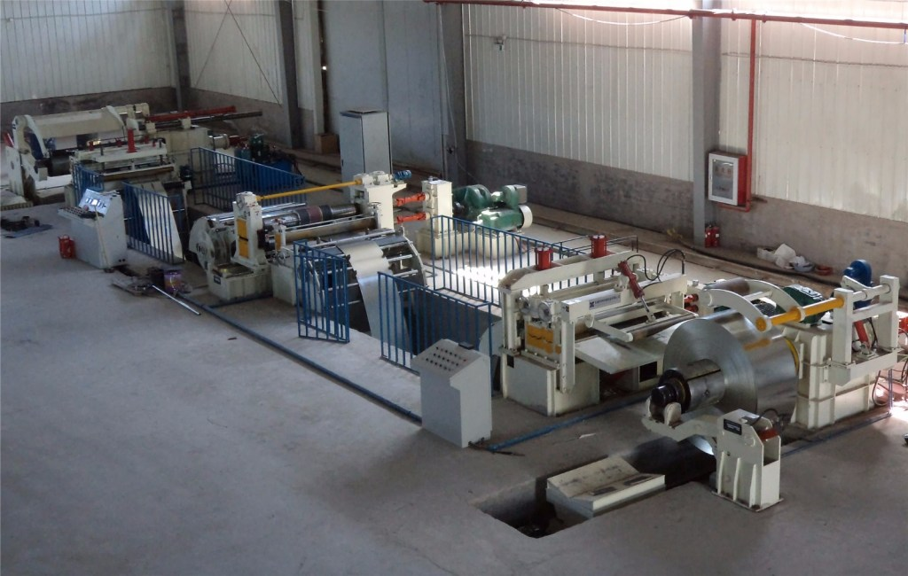 Silicon Slitting Line Machine