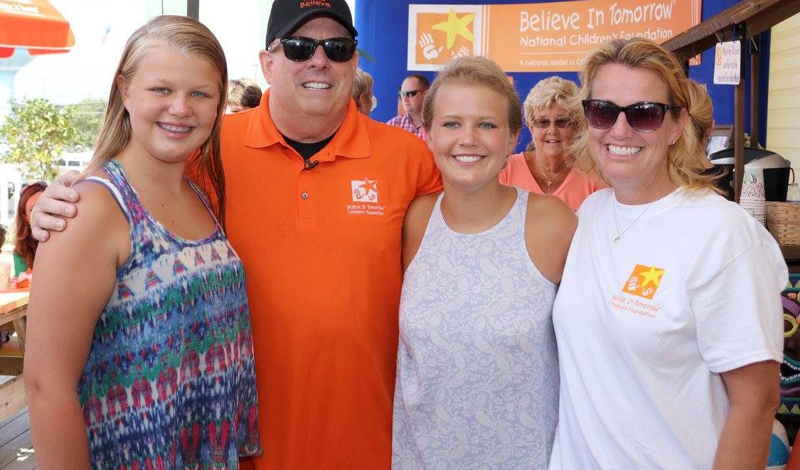 Gov. Hogan, kids in OC bond over shared cancer experience