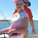 Emily Kolenda Fishing