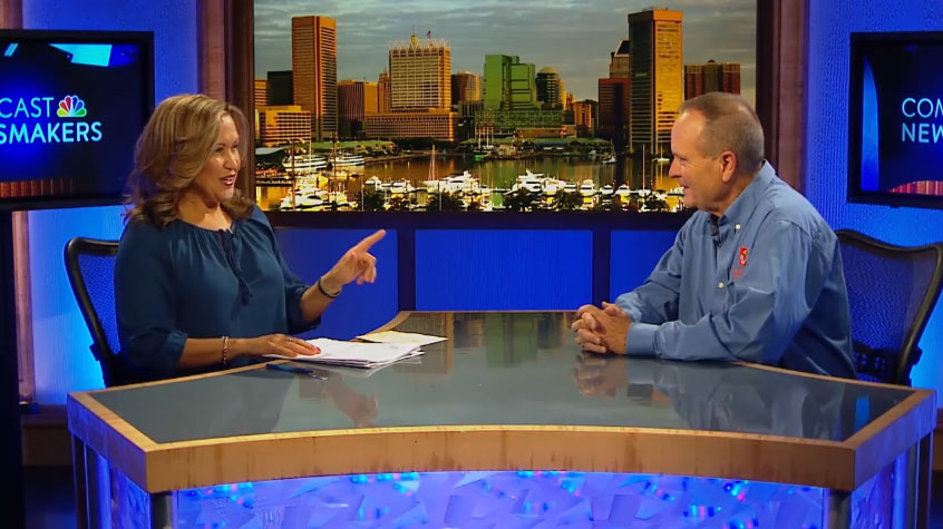 Believe In Tomorrow on Comcast Newsmakers