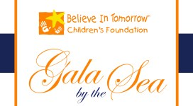 Believe In Tomorrow's Gala by the Sea