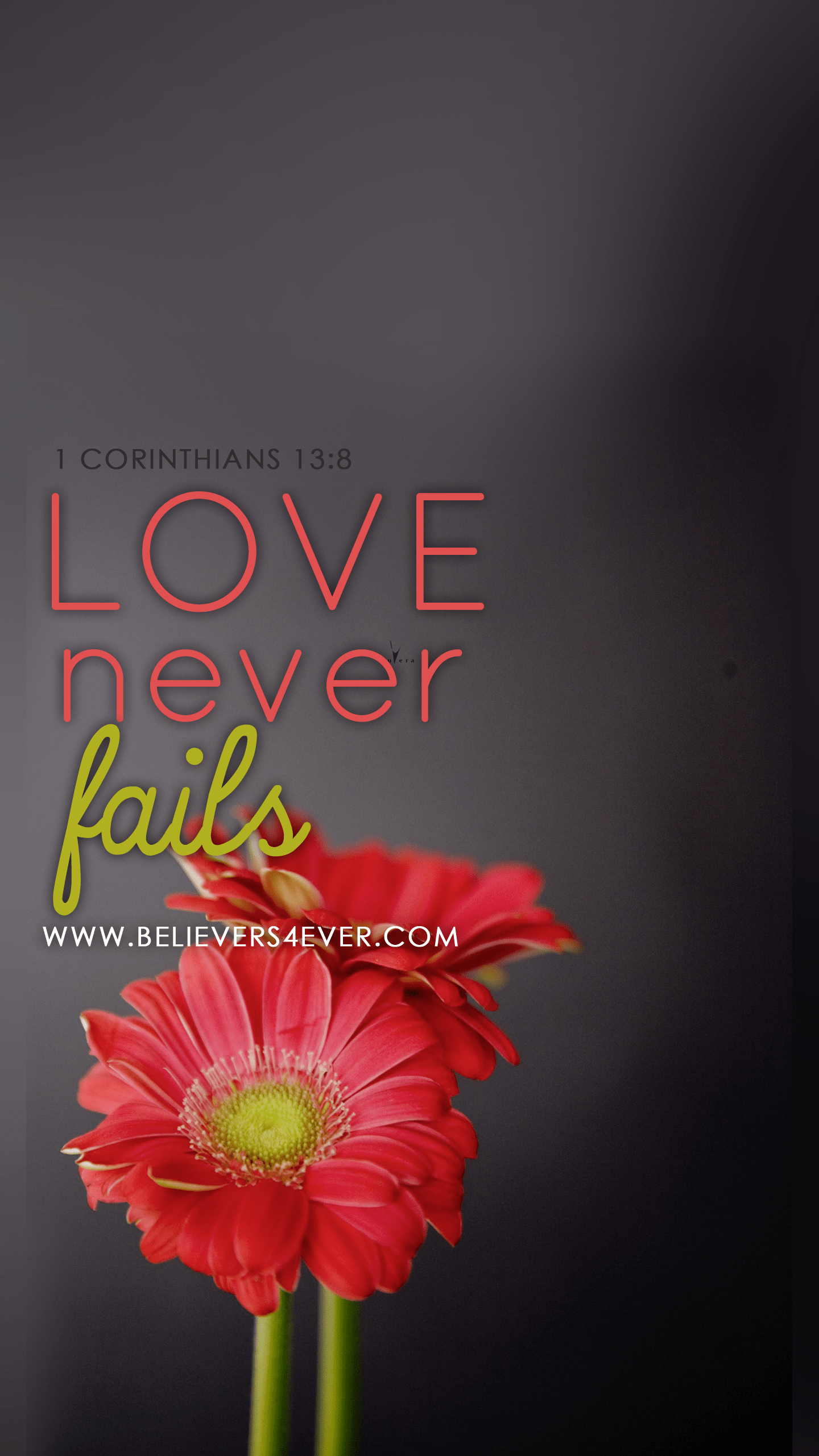 Jesus Wallpapers And Quotes Love Never Fails Believers4ever Com