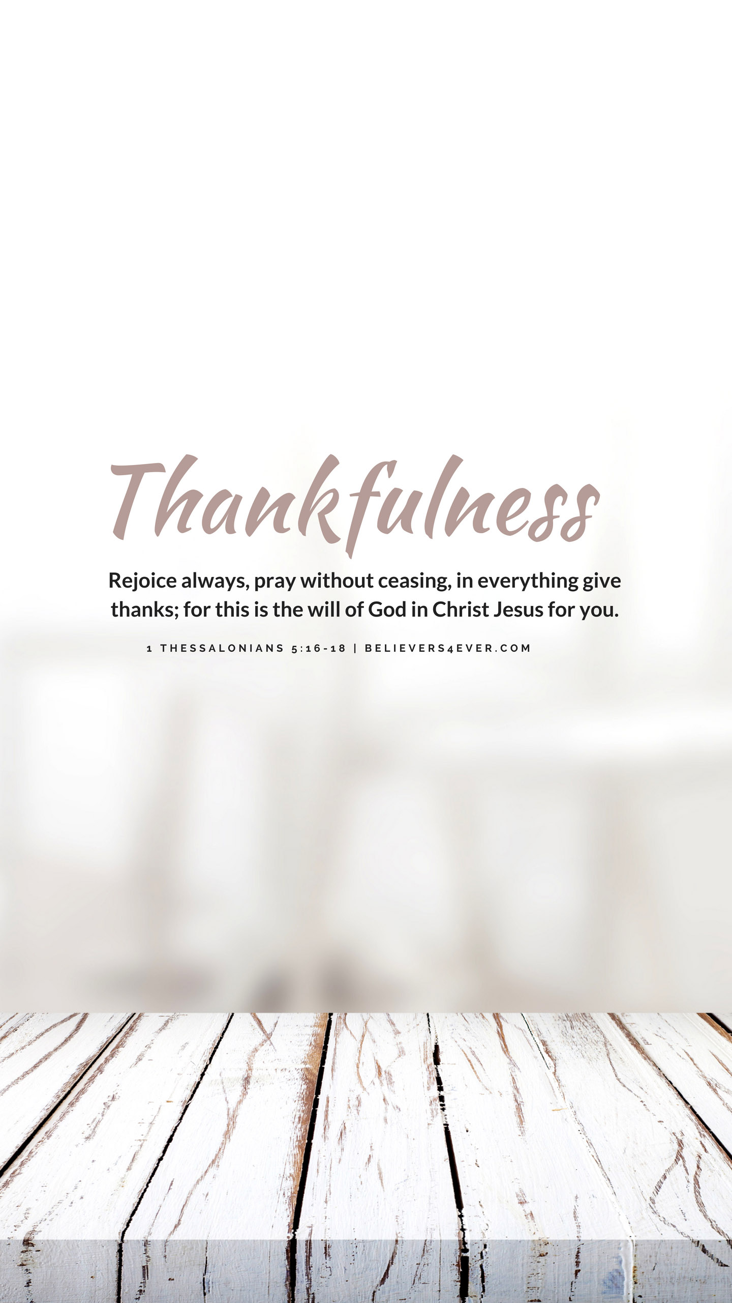 Bible Verse Wallpaper Iphone 6 Thankfulness Believers4ever Com