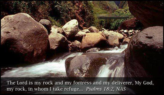 Psalms 18v2
