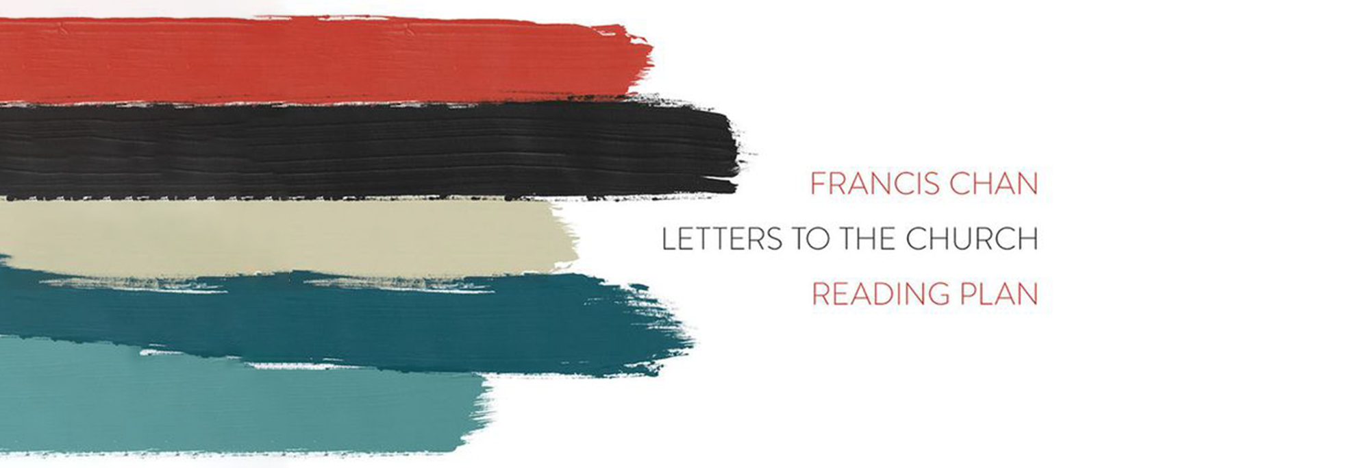 Daily Devotional: Letters To The Church