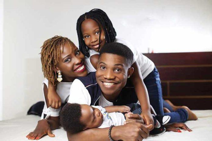 Pastor Jerry Eze Family