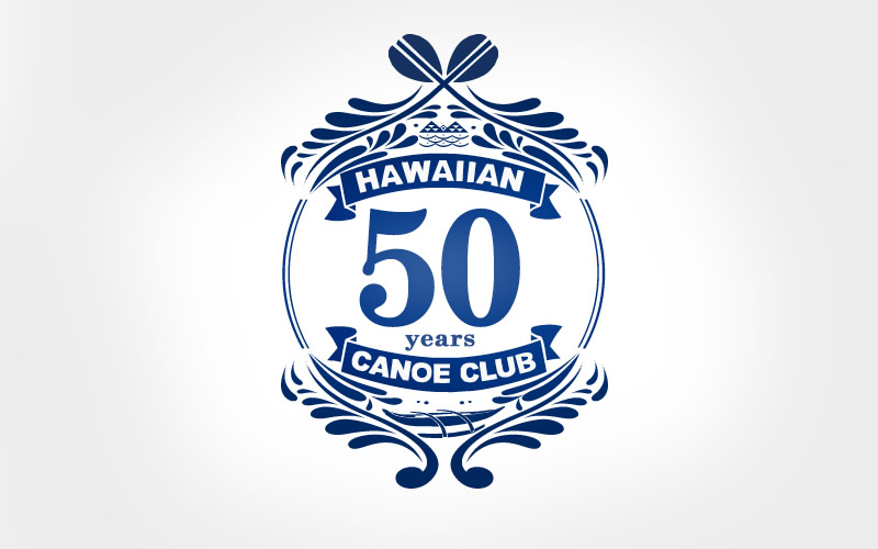 hawaiian canoe club 50th
