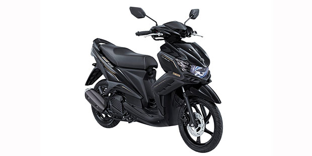 GT 125 Eagle eye SE Autosafe Hitam