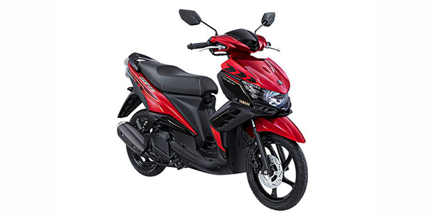 GT 125 Eagle Eye SE Autosafe Merah