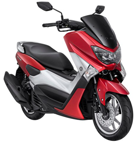 yamaha nmax climax red